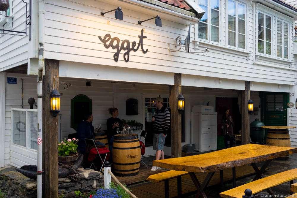 Egget in Stavanger