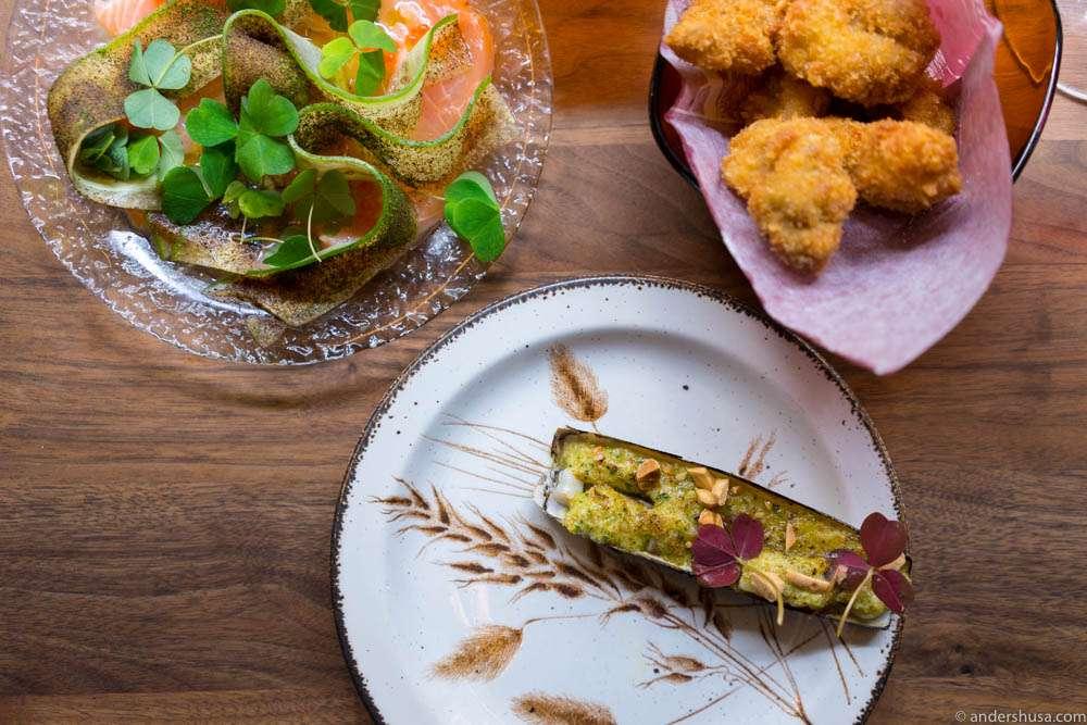 Arakataka is a typical Bib Gourmand in Oslo in my opinion