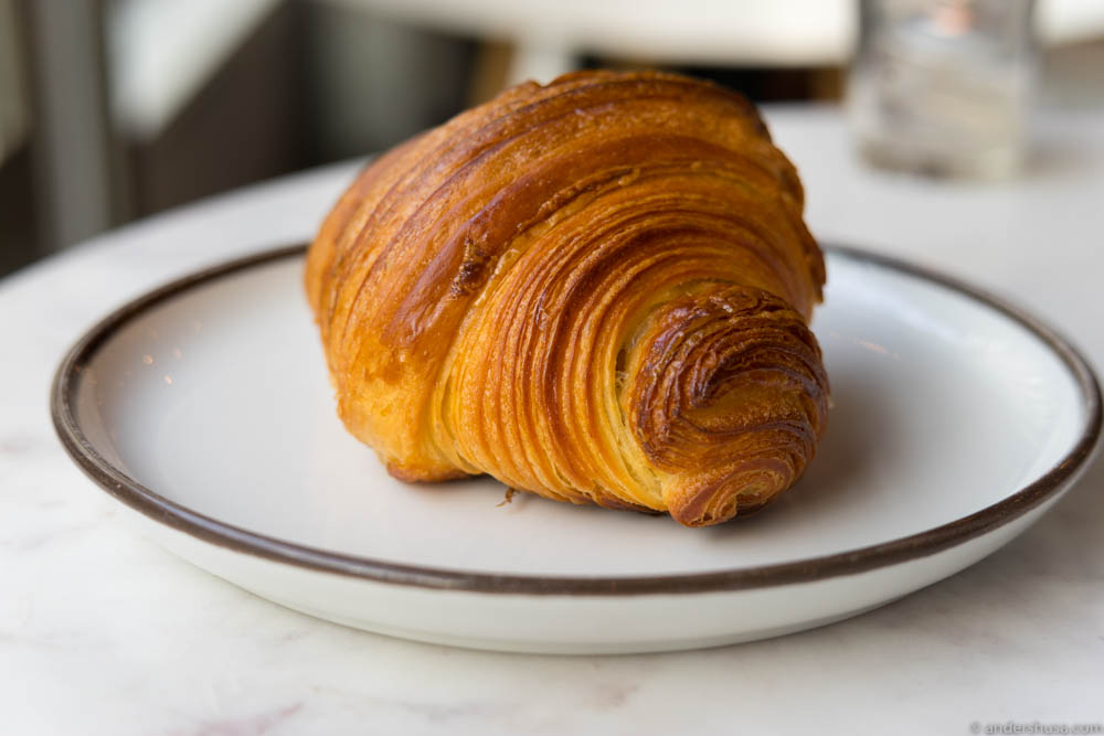 The best croissant in town