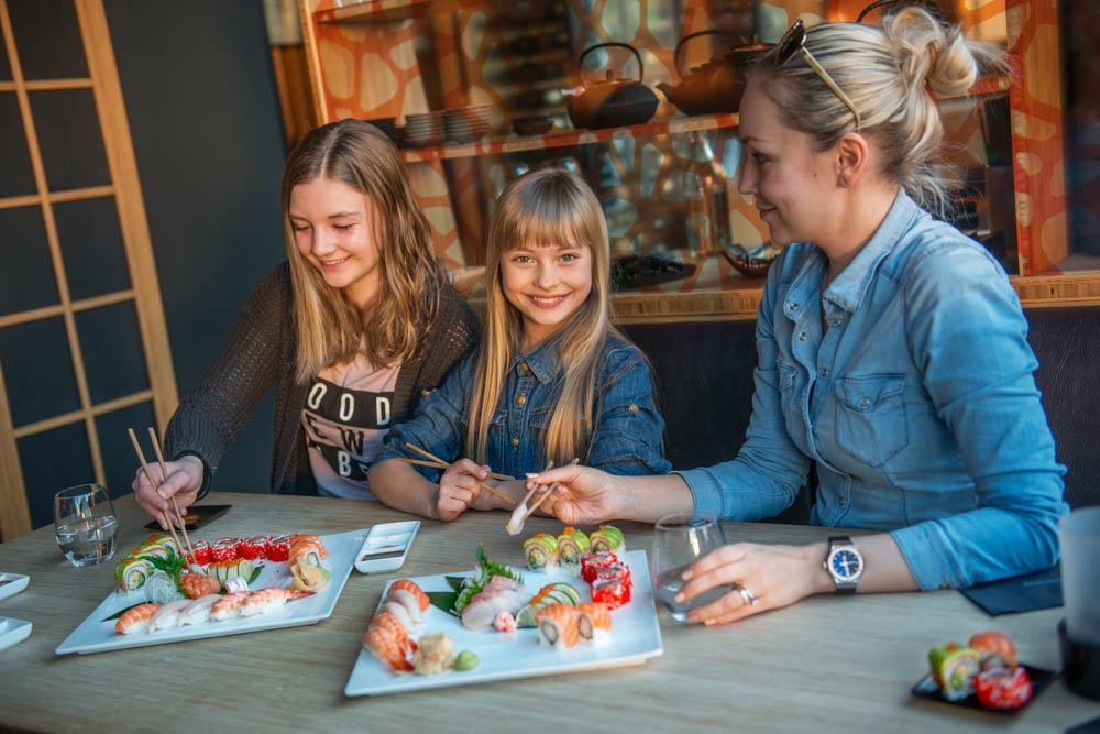 Sabi Sushi has been a great success in Sandnes and Stavanger