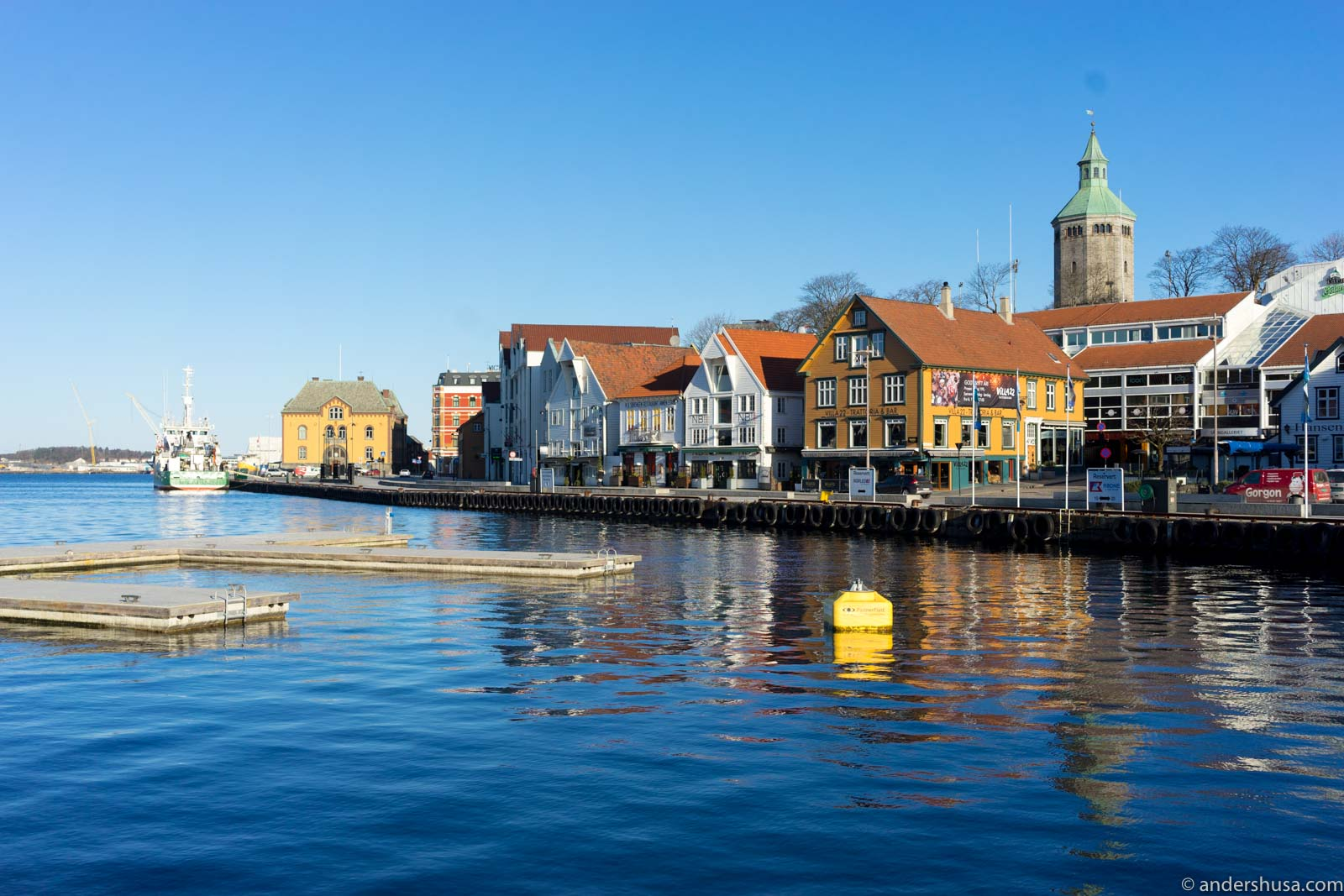 Guide to the Best Restaurants in Stavanger