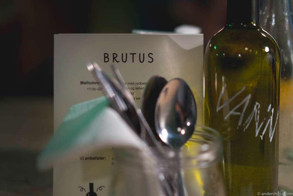 Brutus & vann