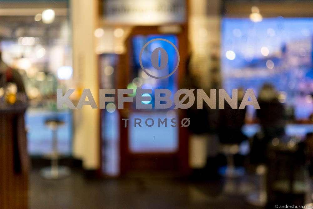 Welcome to Kaffebønna