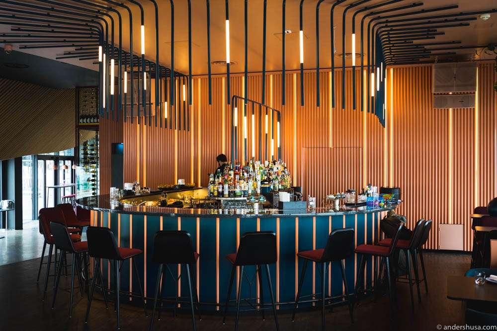 Ling ling by hakkasan andershusa for Food bar oslo