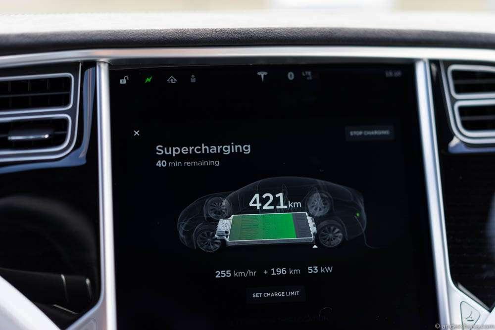 Supercharging!