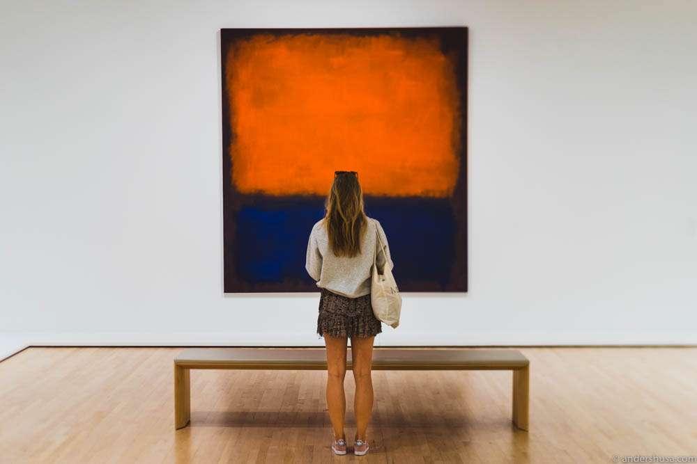 Mark Rothko – No. 14