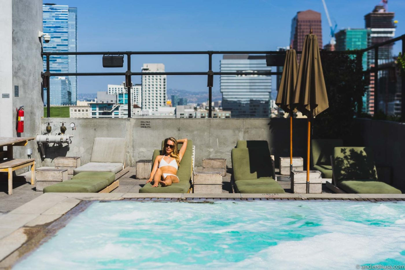 Ace hotel downtown dtla los angeles california usa hipster for Hipster hotel