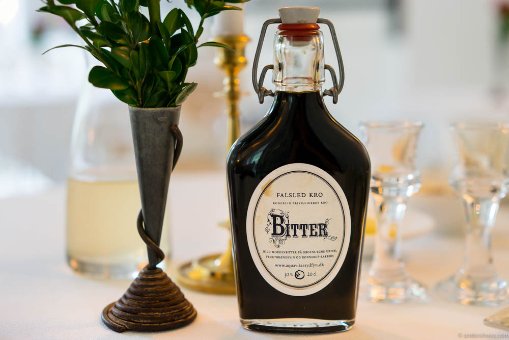 Bitter in the morning. A Danish classic