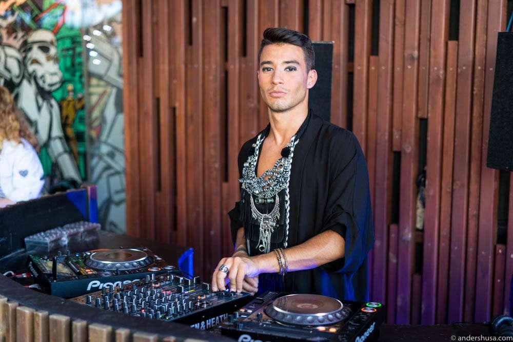 DJ Heart Ibiza