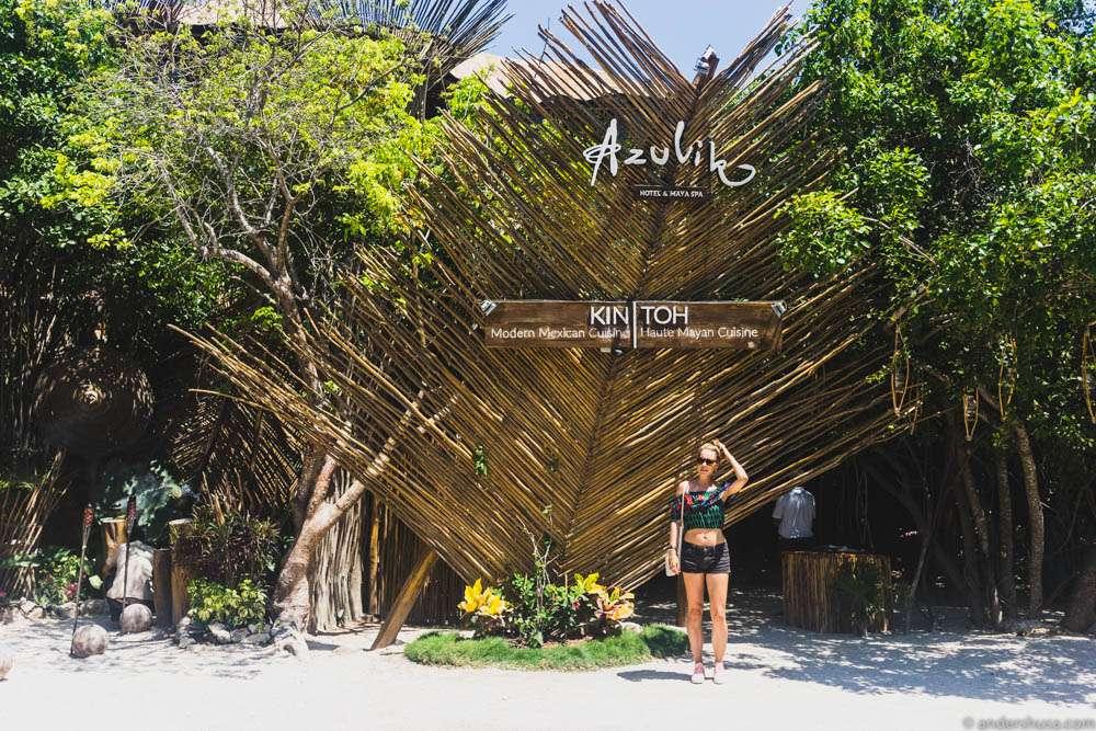 Azulik Hotel – Eco Resort & Mayan Spa