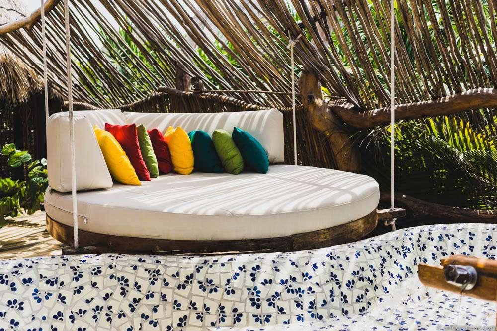 Azulik Mayan Spa Tulum Mexico Eco Resort Maya Luxury Kin Toh Bird
