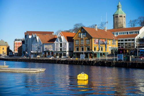 The Best Restaurant Guide to Stavanger & Sandnes