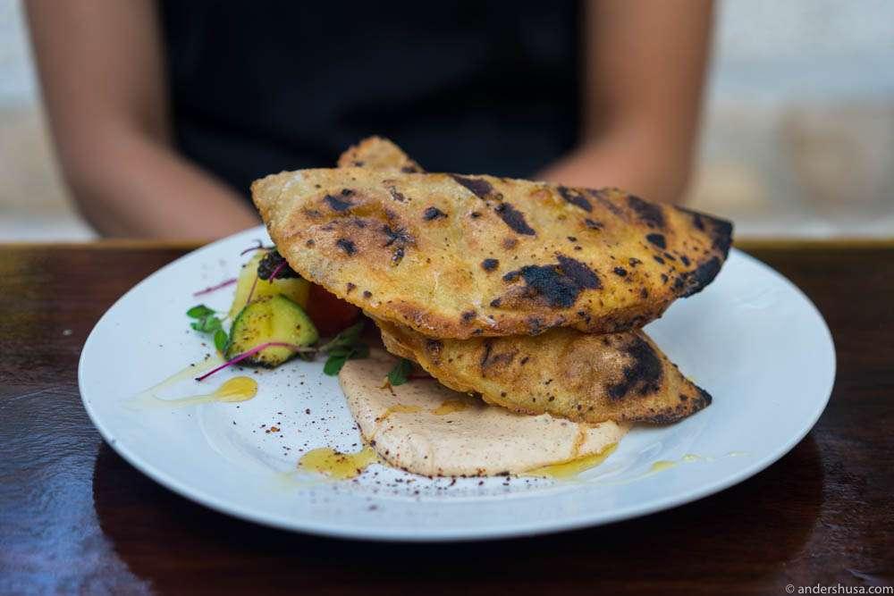 Empanadas de Lechon