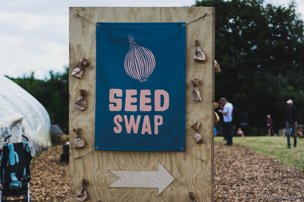 Ready, steady, seed swap