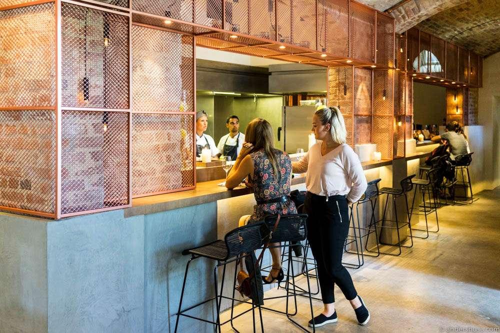 Fyr bistronomi andershusa for Food bar oslo