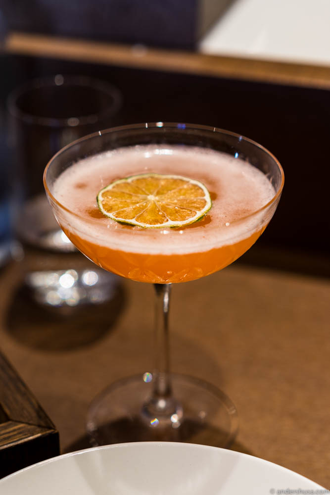Little Slinger cocktail