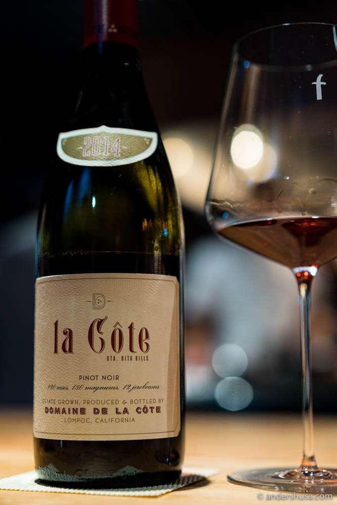 Frantz n has reopened andershusa for La fenetre a cote pinot noir 2012