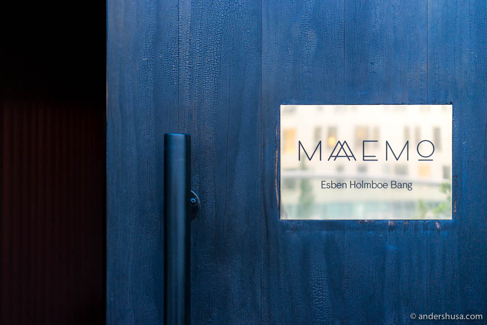 Maaemo by Esben-Holmboe Bang