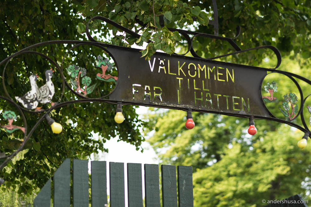 """Welcome to """"Far i hatten"""""""