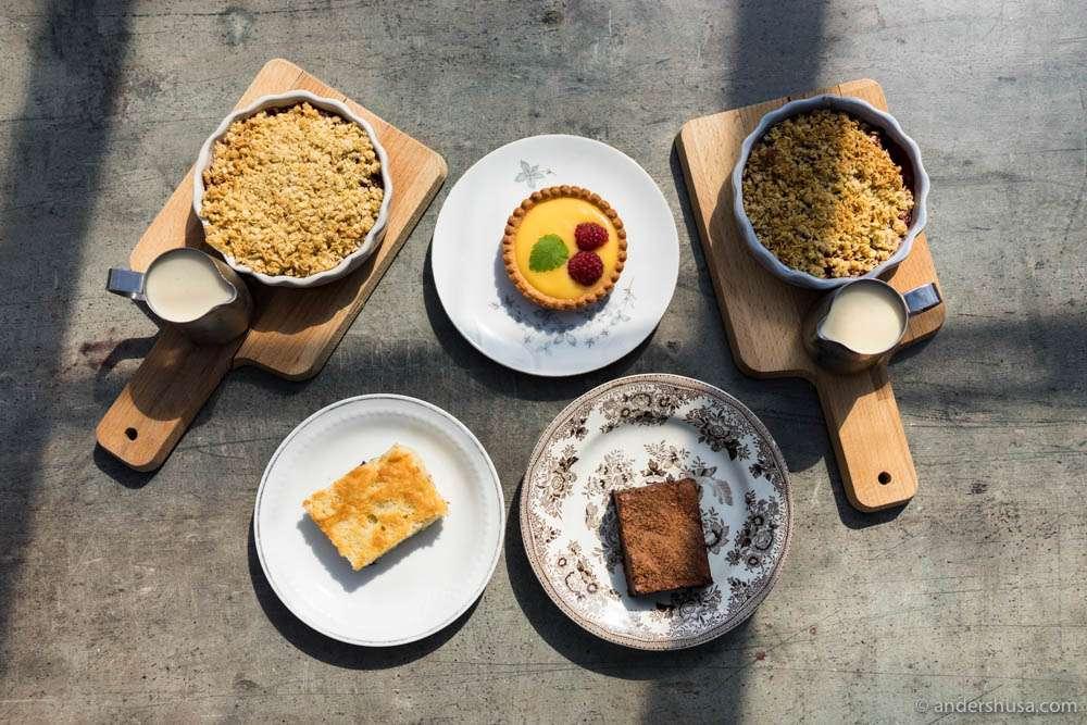 Natural Food Kafe Menu