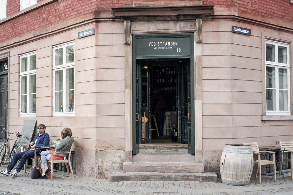 Ved Stranden 10 in Copenhagen. A great place for natural wines. Photo: Linn Johnsen