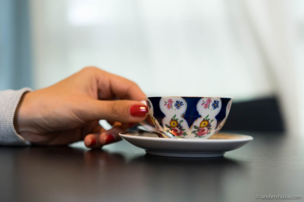 Cute porcelain