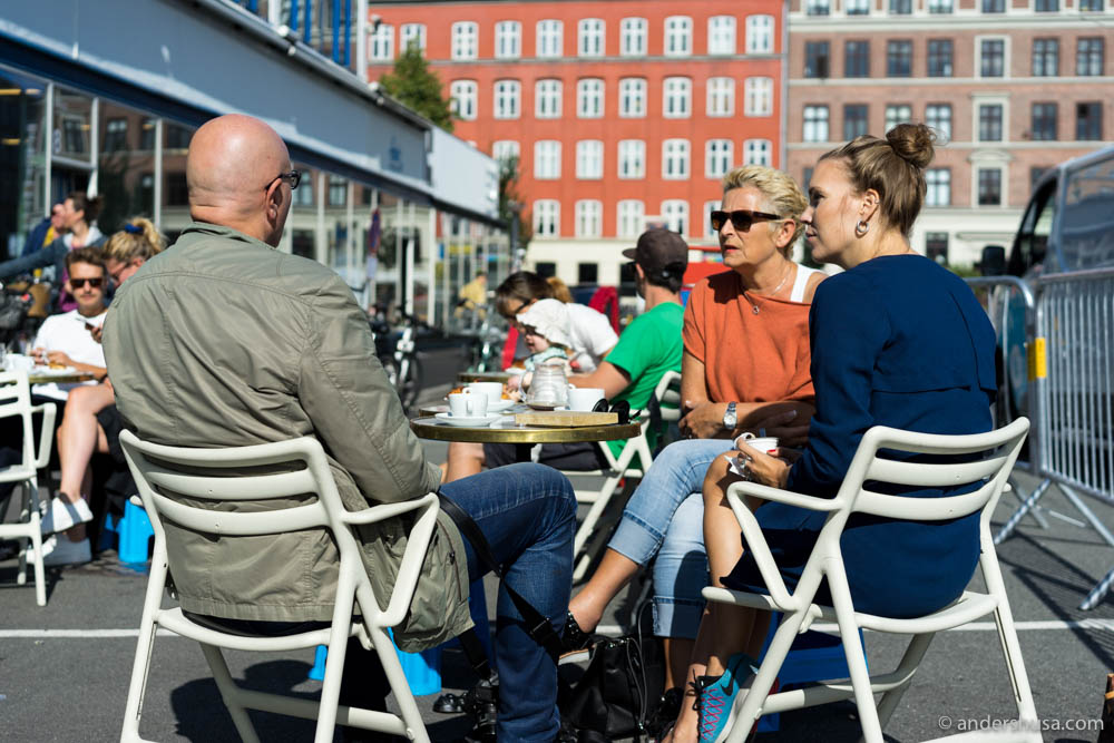 Located in Kødbyen – the Meatpacking District