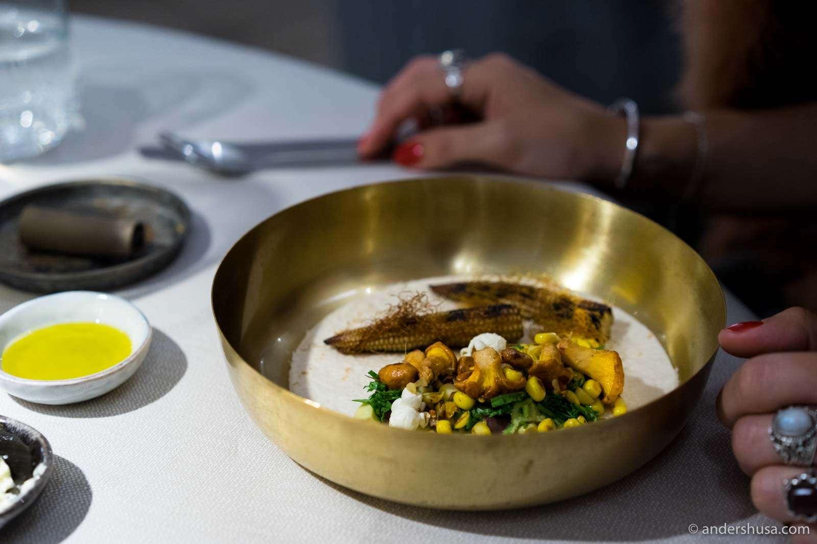 Restaurant veve by kiin kiin in copenhagen andershusa - Green vegetarian cuisine ...