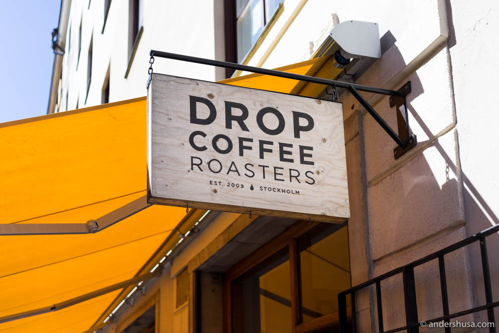 Drop Coffee since 2009