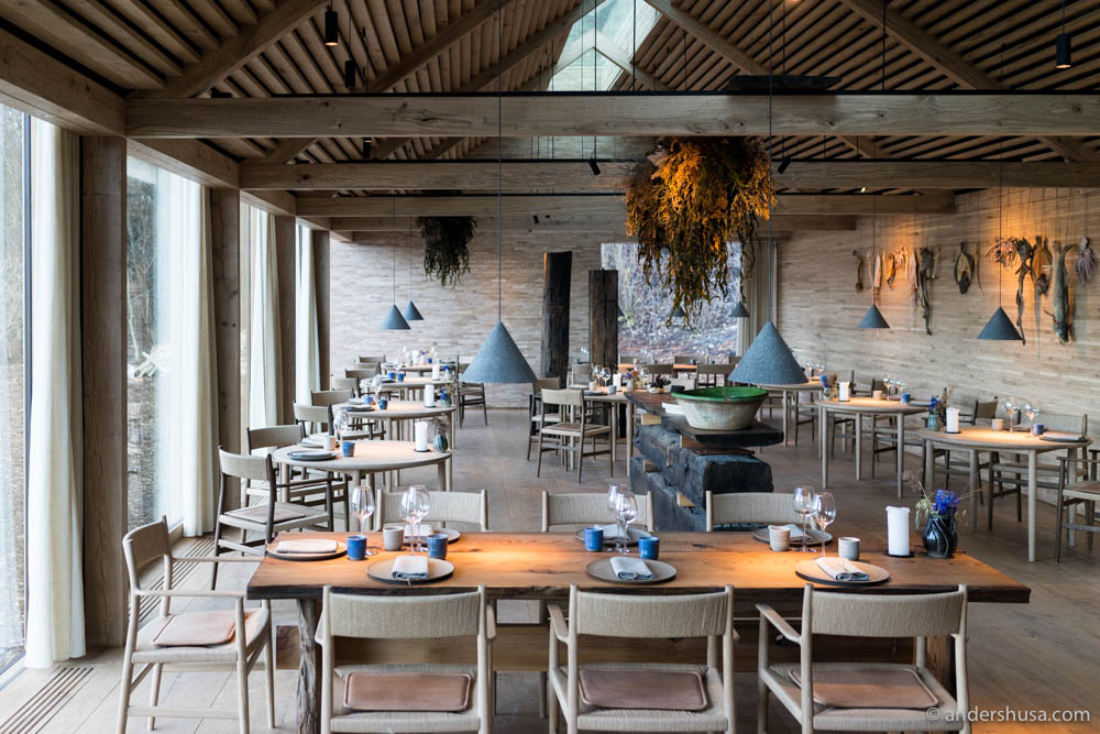The Making Of The New Noma Copenhagen's No 1 Restaurant