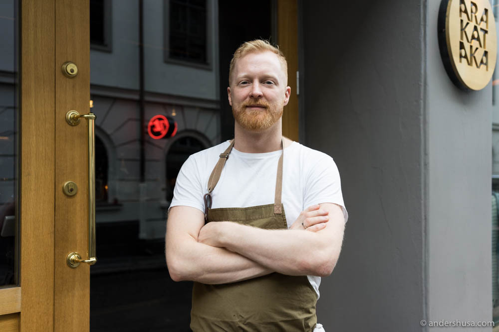 Ronny Kolvik has worked at Arakataka for 7 years