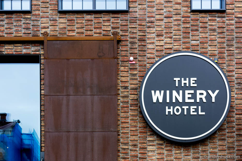 The Winery Hotel