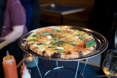 Restaurant Hoggorm Pizza in Bergen