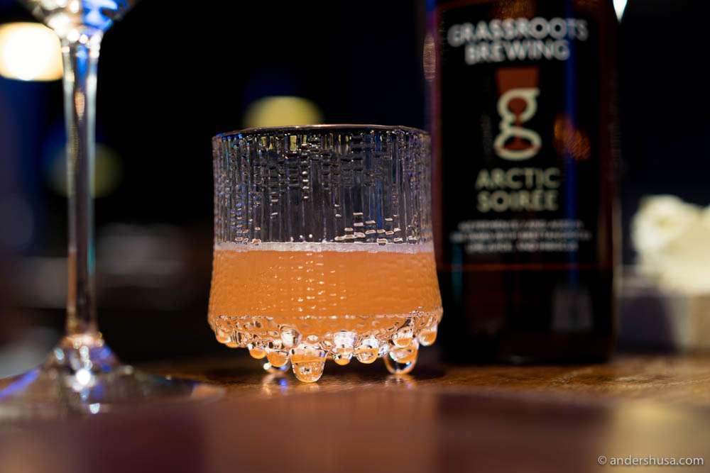 Grassroots Brewing, Arctic Soirée