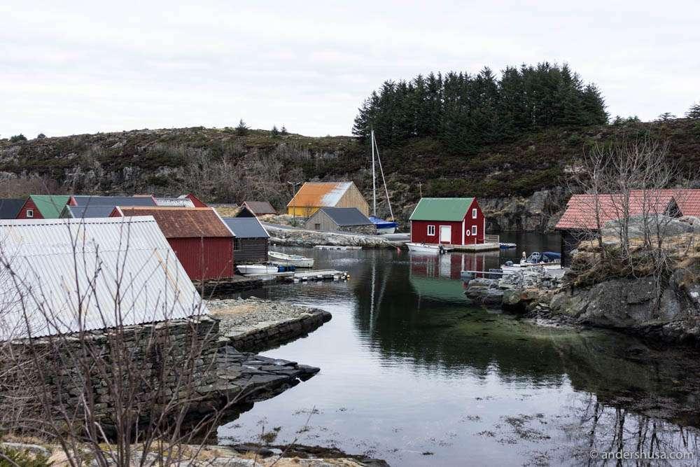 Øygarden outside Bergen