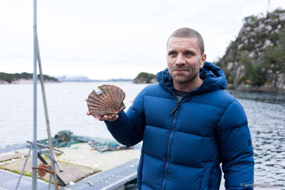 Co-owner of Scalmarine – Knut Magnus Persson
