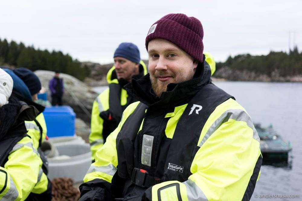 Chef at Sushi Sho – Joakim Karlsson