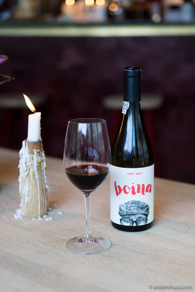 Portugal Boutique Winery, Boina Red, Douro