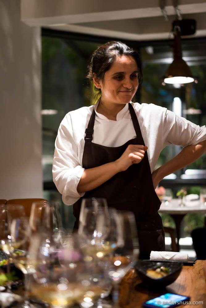 Head chef at Gaa – Garima Arora