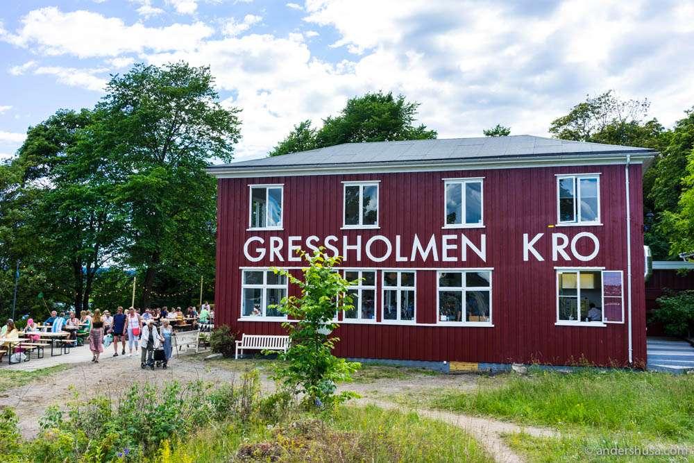 Nye Gressholmen Kro