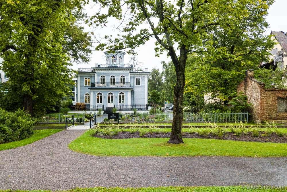 Mon Repos in Tallinn