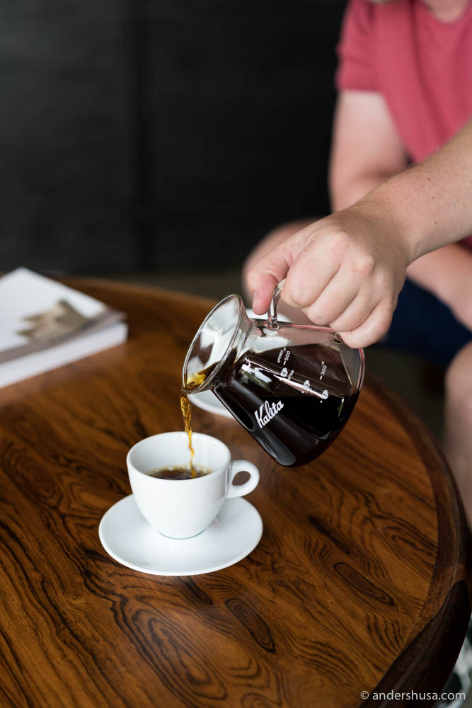 Fuglen Coffee Roasters