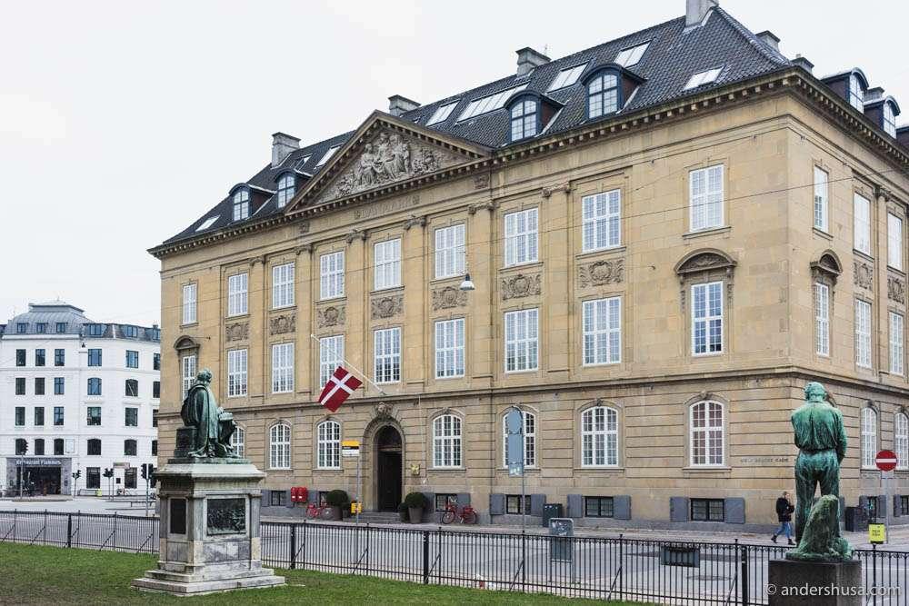 Nobis Hotel in Copenhagen
