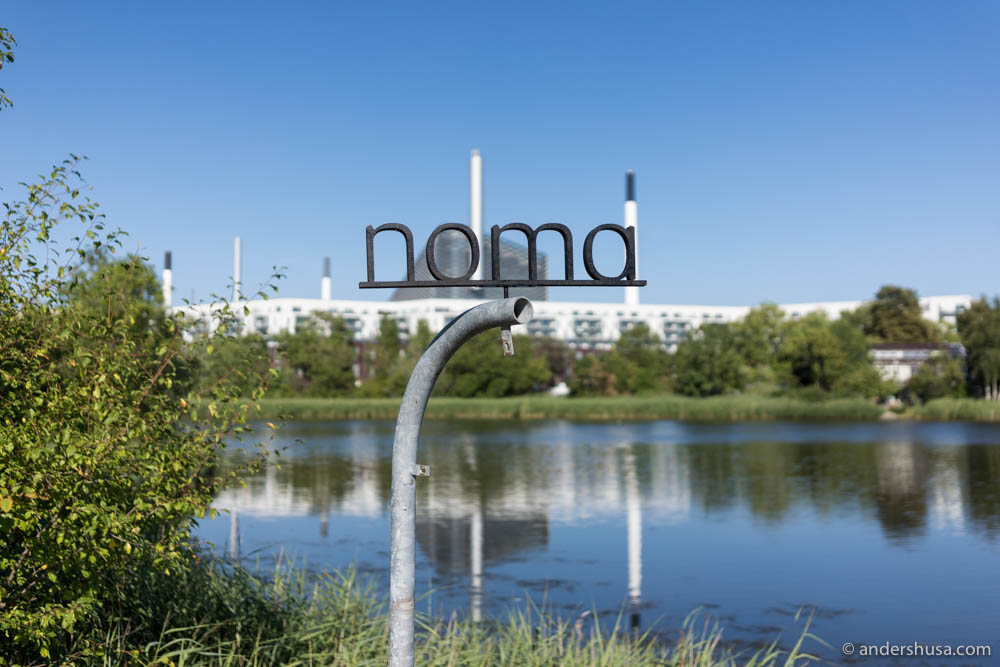 The new Noma at Refshalevej 96