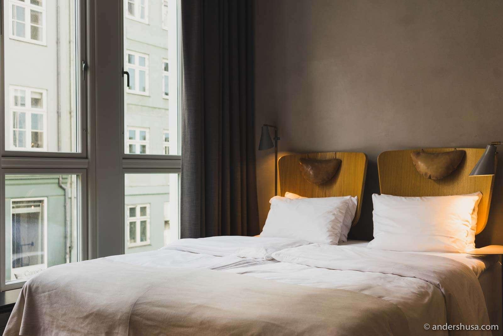 Hotel sp34 in copenhagen andershusa for Design boutique hotels copenhagen
