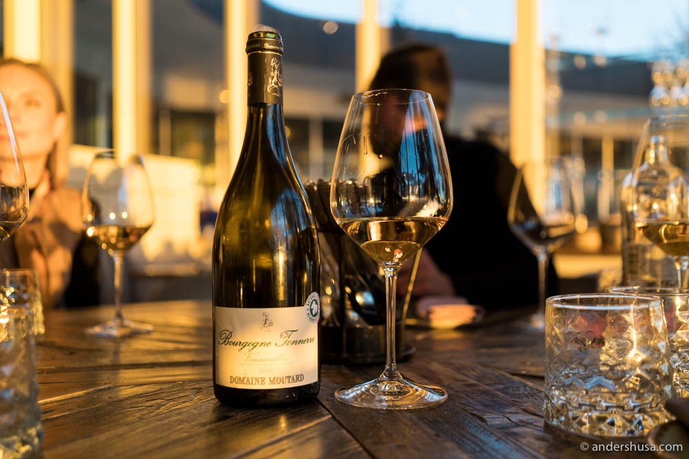 2016, Bourgogne Tonnerre Vaumorillon Blanc, Domaine Moutard