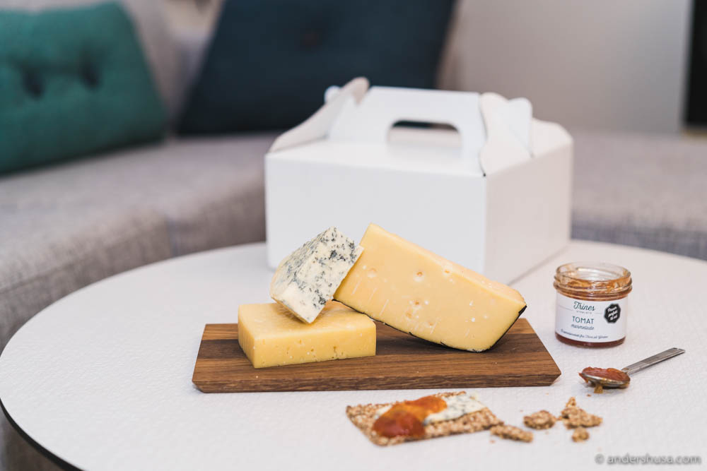 Tine's Secret Cheeses That Only Chefs Know