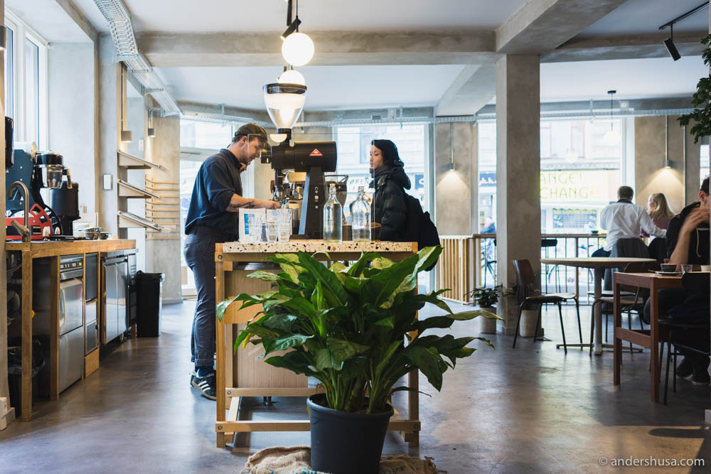 Andersen & Maillard in Copenhagen