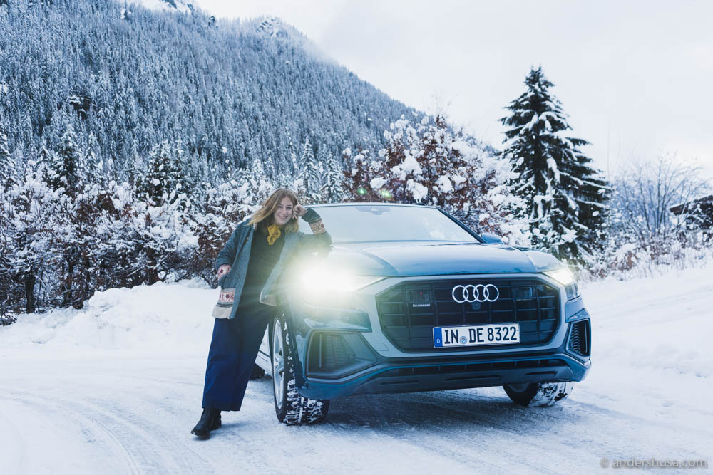 Best of the Alps road trip powered by Audi Quattro