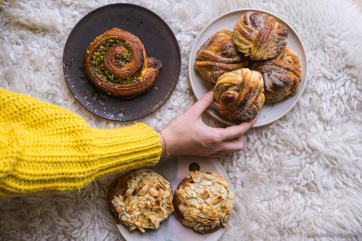Guide: The Best Bakeries in Copenhagen